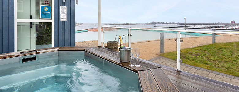 Hotell med jacuzzi
