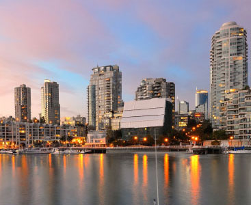 Hotell i Vancouver
