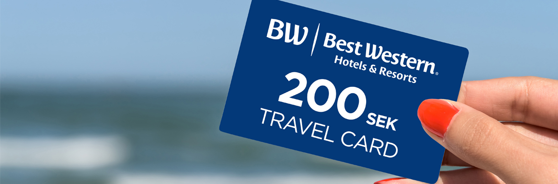 Best Western Rewards kampanj